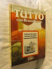 TUTTO BRAVO SIMAC Simac Tutto per la cucina libro di scritto da per saggio 1983