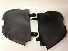 Harley Davidson Road Glide Lower Fairing Covers w/ turn signal & foot peg cutout