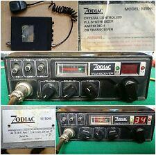 Radio CB Zodiac M5046 baracchino ricetrasmittente vintage radio