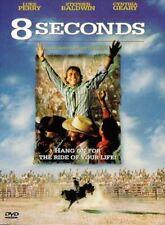 8 SECONDS Luke Perry DVD NEW