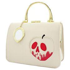 Loungefly Disney Snow White One Bite Crossbody Bag Purse NEW IN STOCK