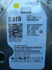 Western Digital WD20EZRX-00DC0B0 / HANNKTJMA / SEP 2014 / 2060-771824-003 REV A