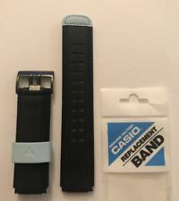 Casio  Original  Band  GDF-100BTN  GDF-100BTN-1   Black  Cloth  Strap  GDF100BTN