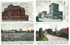 POSTCARDS. BOSTON. Old issues.  c.1903-1907. (BI#47)