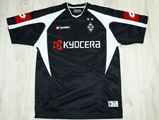 Authentic LOTTO BORUSSIA Monchengladbach Away 2005/06 KYOCERA Italy size M