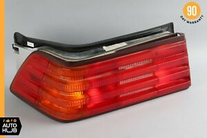 90-95 Mercedes R129 300SL SL500 Tail Light Lamp Rear Left Driver Side OEM