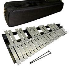 NEUWARE! Metallophon, 30 Klangplatten, 2,5 Oktaven, Xylophon, mit deluxe Tasche