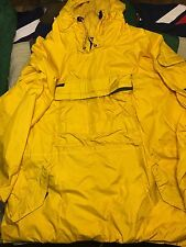VTG Tommy Hilfiger Tommy Jeans U.S.A Rain Coat Windbreaker Men's L Supreme Rare