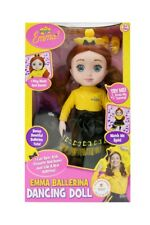 The Wiggles 45cm Emma Ballerina Dancing Doll