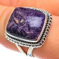 Stichtite 925 Sterling Silver Ring Size 9 Ana Co Jewelry R48790F