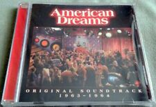 AMERICAN DREAMS-ORIGINAL SOUNDTRACK 1963-1964-CD FACTORY SEALED-(Zombies,Impress
