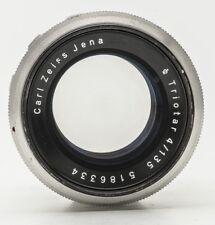 Carl Zeiss Jena Triotar 1:4 4/135 135mm - M42
