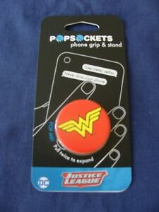 LOOT CRATES Exclusive Wonder Woman phone grip & stand - NEW