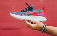 Nike Epic React Flyknit 2 - BQ8928-007 - Multi-colored Men's Sizes 8.5 thru 12