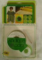 Vintage Boye Applique Loom Flower Bloom Yarn Craft Two Sizes