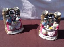 Unmarked Porcelain & China Figures