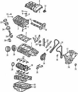 OEM NEW 09-96 Ford Mercury Sable Taurus Montego Milan Exhaust Valve 7L8Z-6505-A