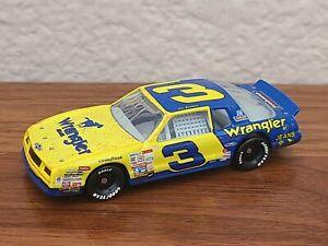 """1986 #3 Dale Earnhardt The Movie """"Windshield Wiper"""" 1/64 Richmond Race 3 of 12"""