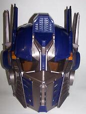 Optimus Prime Voice Changer Helmet Transformers by Hasbro