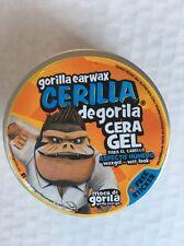 1X New GORILLA EARWAX Wet Look Cera/GEL { Wax/Gel }3.52 OZ