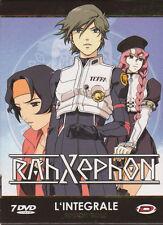 COFFRET collector 7 DVD RAHXEPHON  26 EPISODES manga ANIME