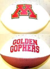 Minnesota Golden Gophers Rawlings Signature Full Size NCAA Team Logo Football