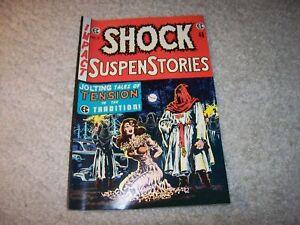 E.C. COMICS 1974 REPRINT OF SHOCK SUSPENSTORIES #6 COOL