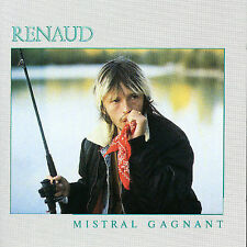 Mistral Gagnant by Renaud (CD, 1989, Virgin France)