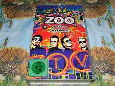 U2 - ZOO - Live from Sydney - 22 Tracks - 118 Minuten - PolyGram VHS