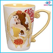 Disney Beauty and the Beast's Belle Princess Ceramic Mug brand new
