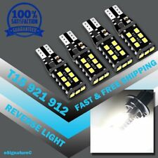 4 x Bright White Canbus LED Bulb For Car Backup Reverse Light 912 921 T15 W16W