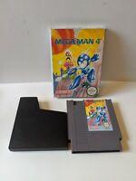 Mega Man 4 (Boxed) - NES - Nintendo Entertainment System - PAL UK