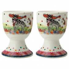 Maxwell & Williams Smile Style Egg Cup 2er-Set Betsy, Gift Box, Porcelain,