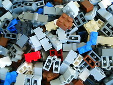 LEGO Specialty lot of 10 Thick Hinge Brick 1x4 1 x 4 Mixed Colors