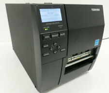 Toshiba B-EX4 Direct Thermal Transfer Industrial Printer Serial USB - TESTED