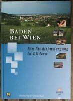 28119 Baden IN Caso Di Vienna Immagini Ein Stadtspaziergang Con Stadtplan E Foto