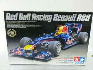 Tamiya 1/20 Red Bull Racing Renault RB6 2010