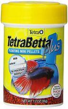 Tetra Betta PLUS MINI Floating PELLET 1.2 once Top Pesce mangime pesce lotta