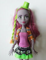 MARISOL COXI Student Exchange  Monster high Doll Excellent used condition