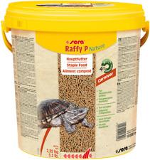 Sera Raffy P 10 L para tortugas de agua