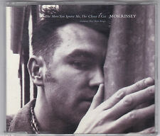 Morrissey-the more you ignore me, the Closer I Get 3 Track Maxi CD 1994