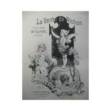 Collin Lucien the Sale Nipple Singer Piano 19th Sheet Music Sheet Music Score