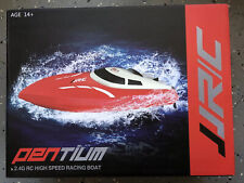 JJRC Pentium RC boat 2.4GHz 25KM/h High Speed RC Racing Boat RTR gift toy