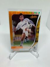 2019-20 Chronicles Soccer Absolute Hugo Sanchez Orange Parallel Real Madrid NM