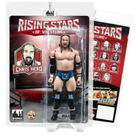 Rising Stars of Wrestling Action Figure Series: Chris Hero [Blue Outfit]
