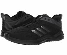 *NEW* Adidas Speed Trainer 4 SL (Men's Size 8) Baseball Sneaker Shoes Black