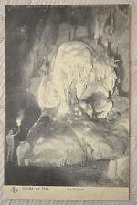 """CPA """" Grotte de HAN - Le Trophée"""