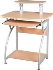 Wooden Modern Computer Desks Furniture with Shelves
