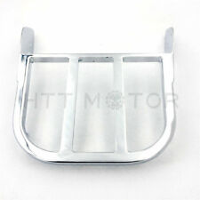 Chrome Sissy Bar Luggage Rack For Honda VLX 600 Magna ACE 1100 ACE Sabre ACE Tou