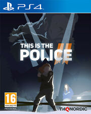 This Is The Police 2 PS4 Playstation 4 IT IMPORT THQ